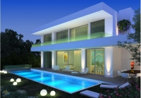 Contemporary 4 Bed Villa Bodrum